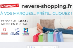 Nevers : nevers-shopping.fr