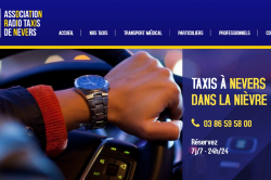 Association Radio Taxis de Nevers - SERVICES Nevers